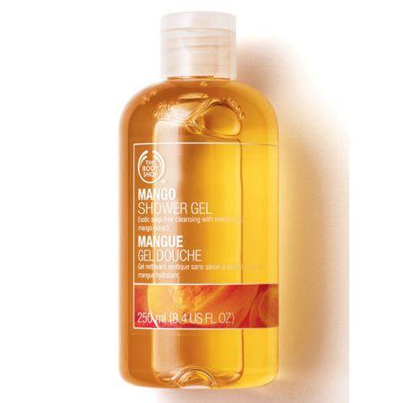 My top ten shower gels nina ross beauty - The body shop mango shower gel ...