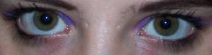 eyes open edit