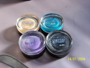 maybelline colour tattooos