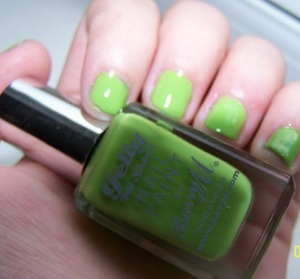 barry m key lime on me