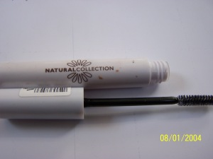 natural collection mascara