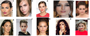 Best of celebrity brows