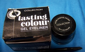collection gel eyeliner