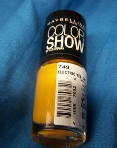 maybelline colour show nail polish