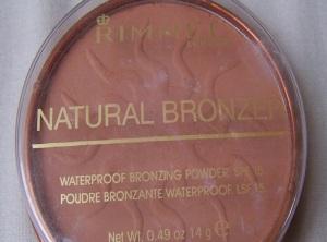 rimmel london natural bronzer 022 sun bronze