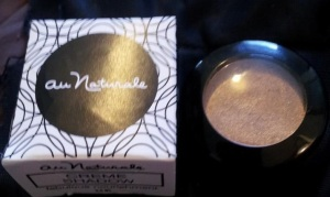 au naturale cream eyeshadow