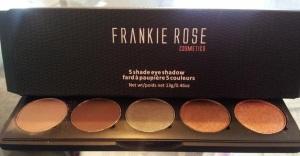 frankie rose cosmetics palette