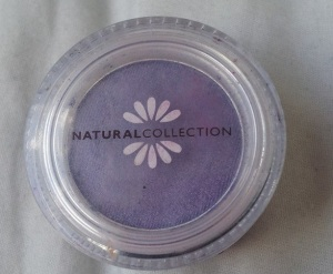 lavender eyeshadow