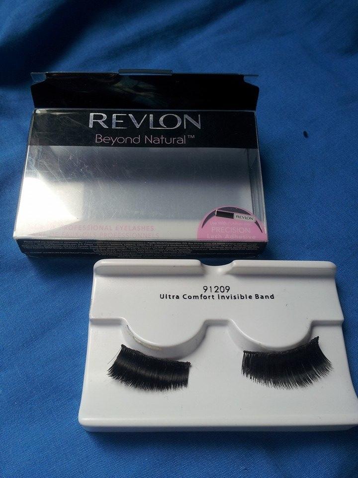 Revlon Beyond Natural Double Wink False Lashes Review Nina Ross Beauty