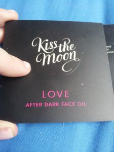 after dark packaging