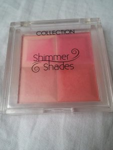 collection blush