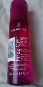 lee stafford spray