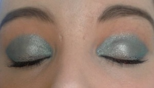 eyes after