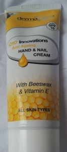 hand and nailcream