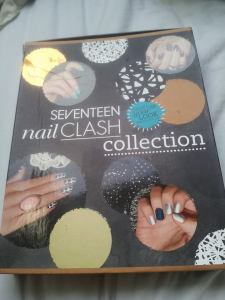 seventeen nail clash