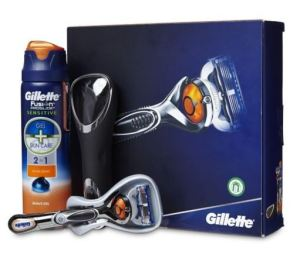 Gillette Flexball Travel set