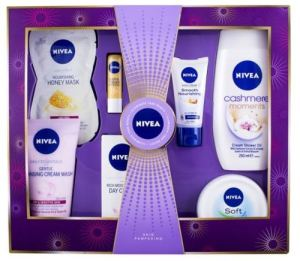 nivea pampering gift set
