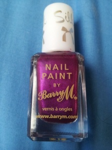barry m polish