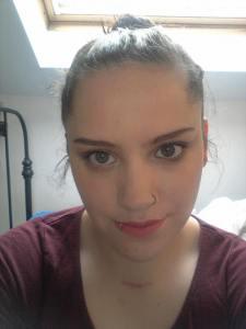 spring inspired makeupp