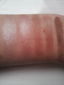 virgin swatches
