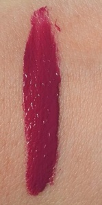 nyx butter gloss swatch