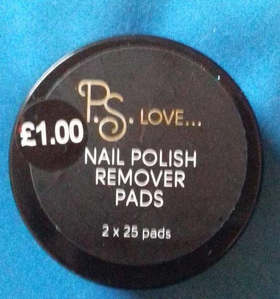 PS Beauty Nail Polish Remover Pads Review   Nina Ross Beauty