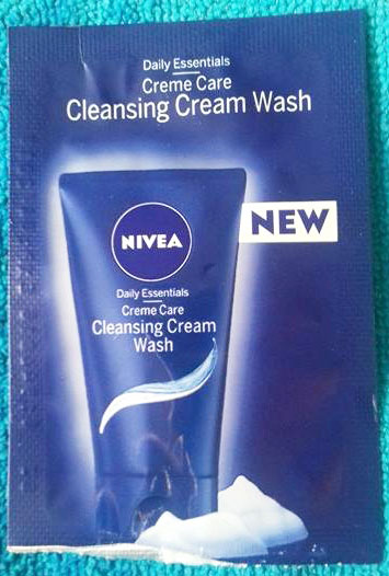 Nivea Daily Essentials Creme Care Cleansing Cream Wash Review
